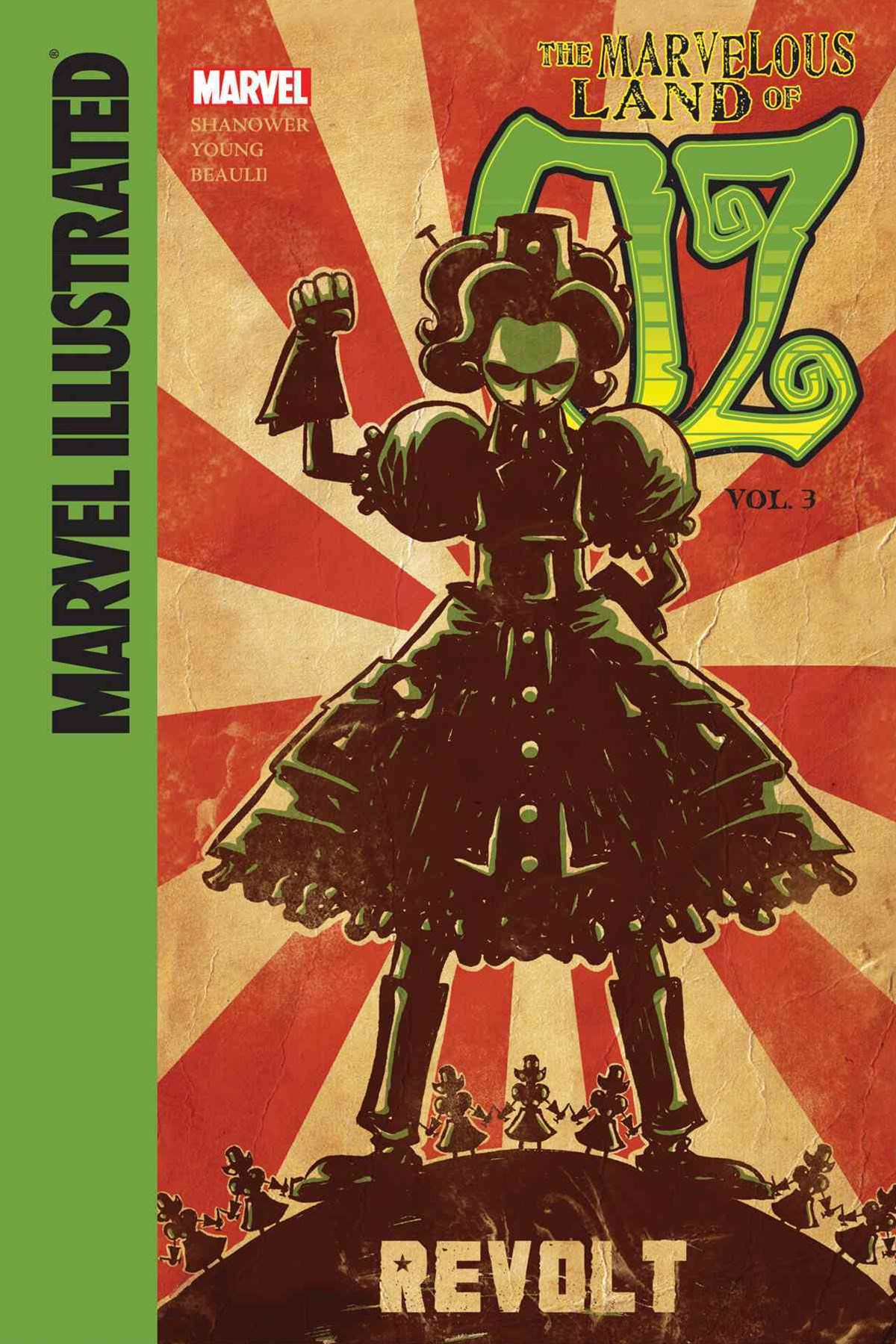 Marvelous Land of Oz: Vol. 3