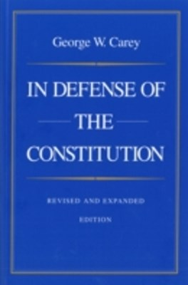 (ebook) In Defense of the Constitution