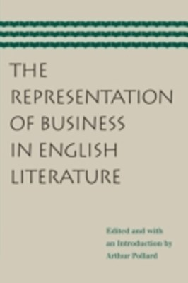 (ebook) Representation of Business in English Literature