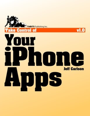 Take Control of Your iPhone Apps