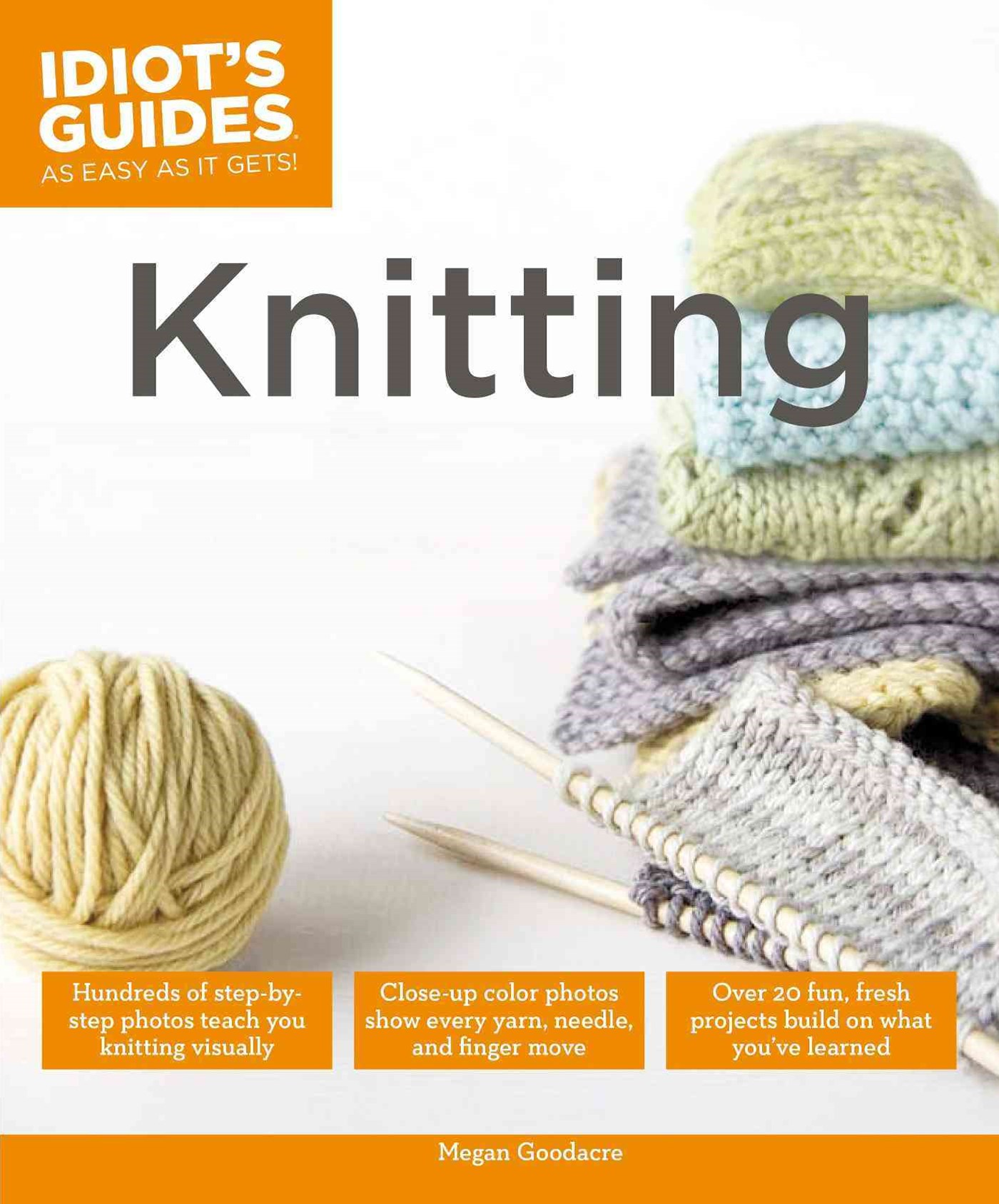 Idiot's Guide - Knitting
