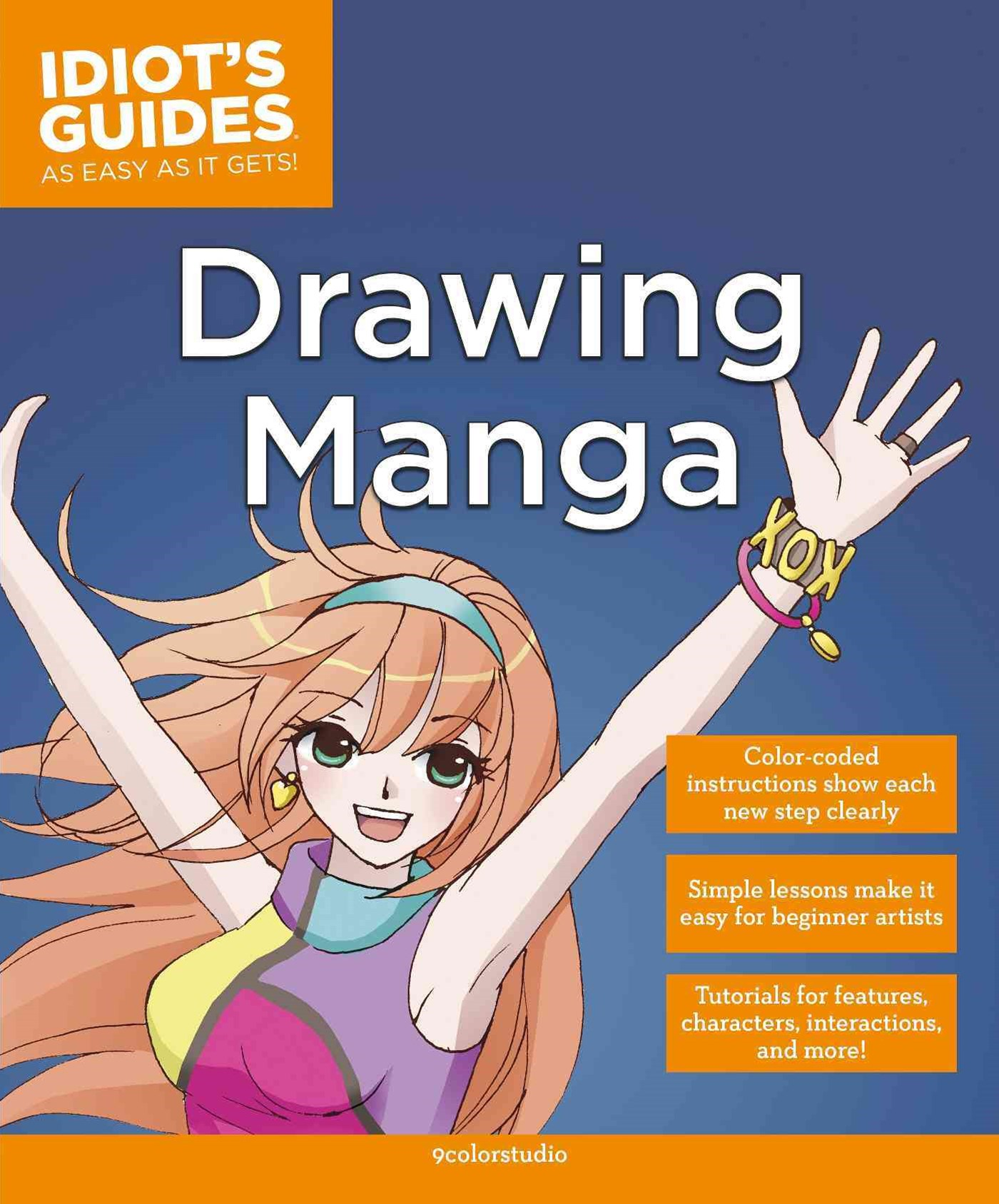 Idiot's Guides: Drawing Manga