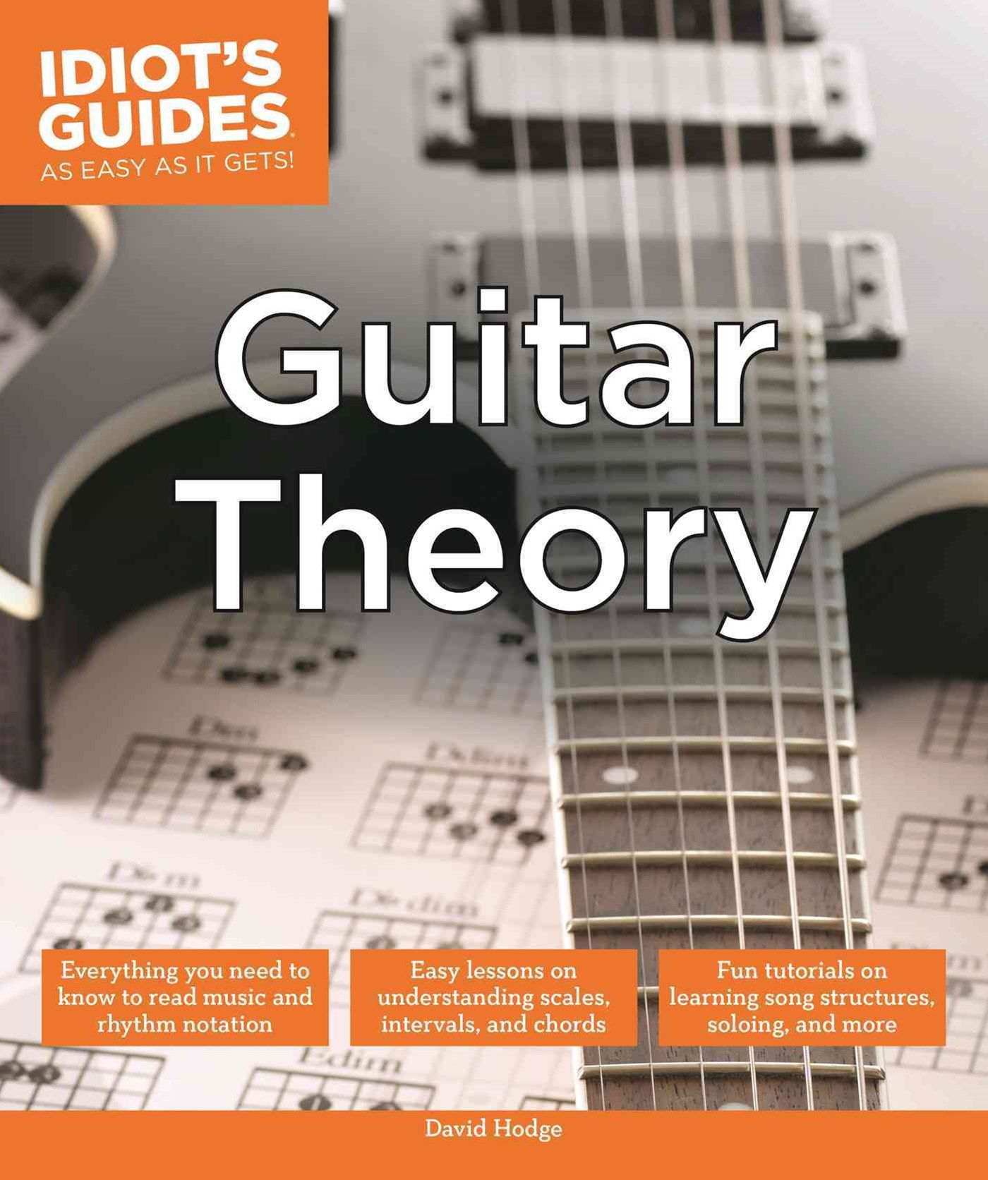 Idiot's Guides - Guitar Theory