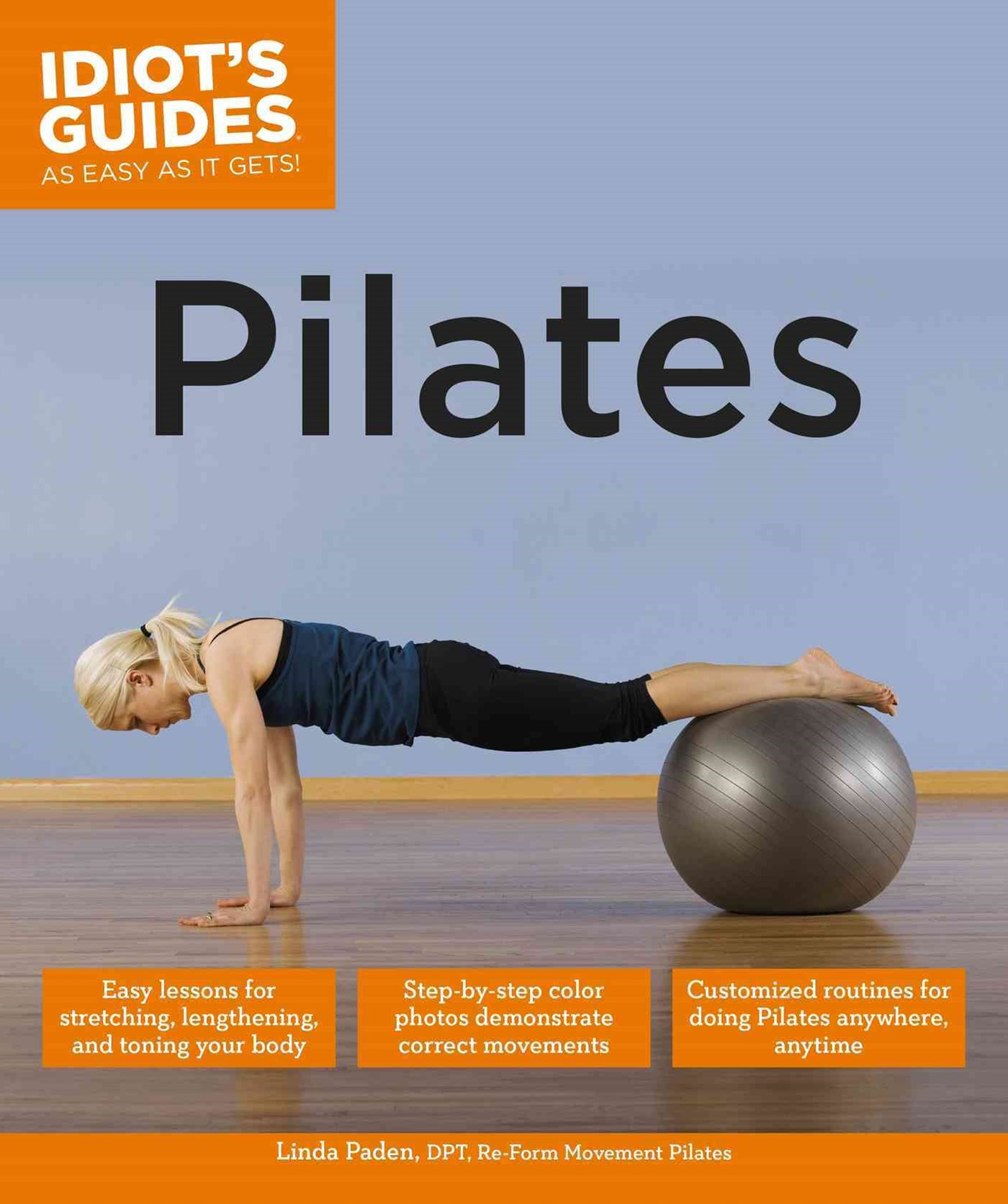 Idiot's Guides - Pilates
