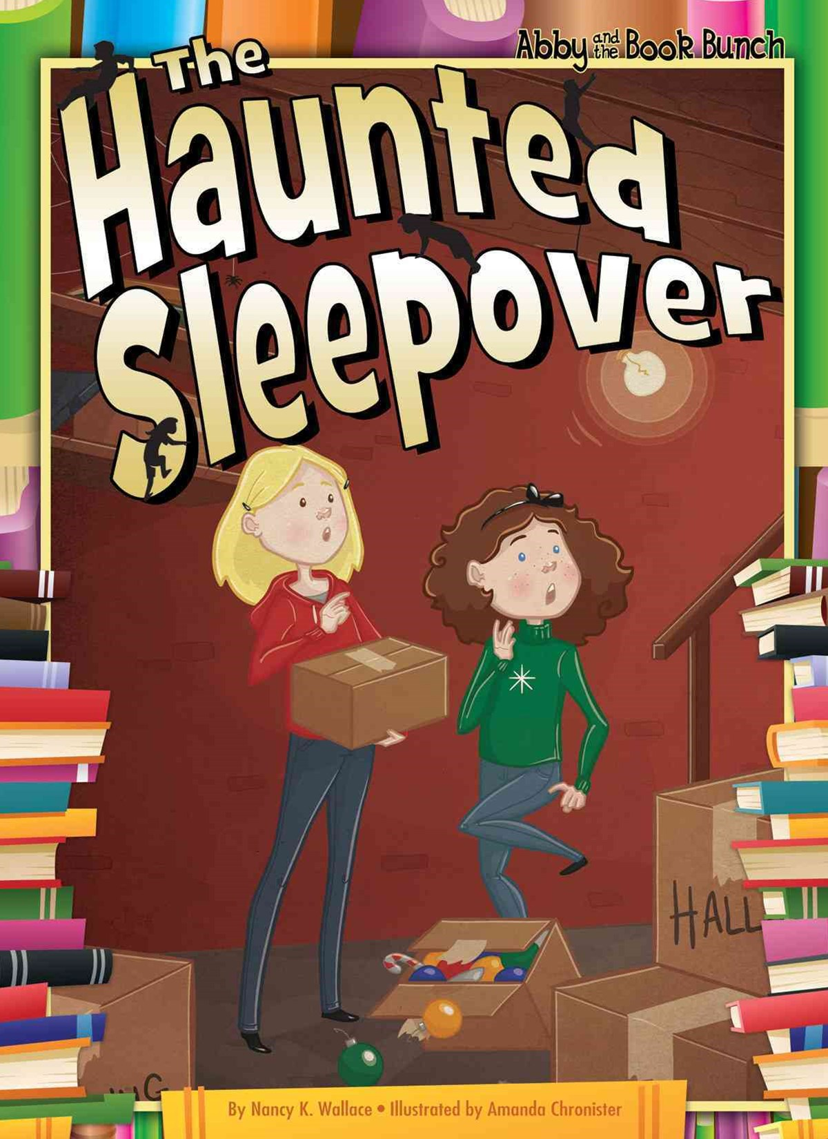 The Haunted Sleepover