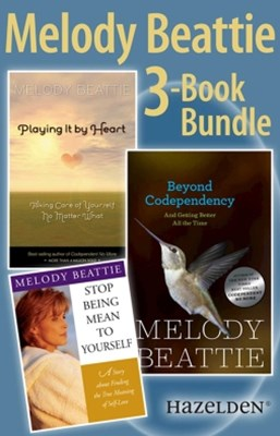 Melody Beattie 3 Title Bundle: Author of Codependent No More and Three Other Bes