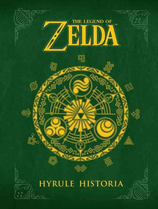 The Legend of Zelda - Hyrule Historia Encyclopedia