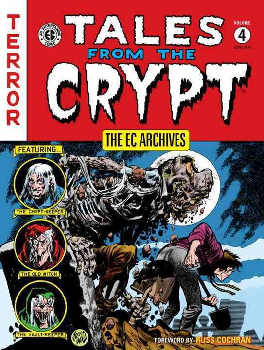The EC Archives - Tales from the Crypt