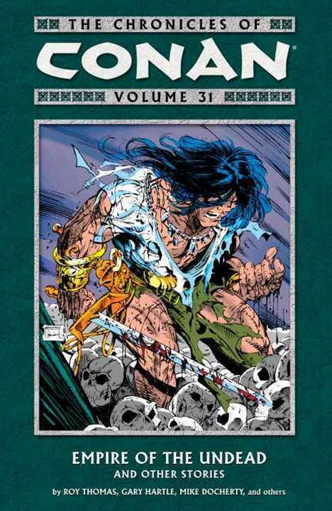 The Chronicles of Conan Volume 31