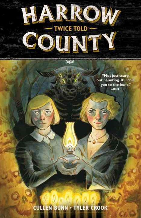 Harrow County Twice Told