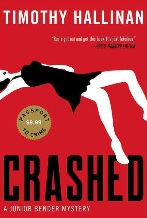 Crashed (Junior Bender #1)
