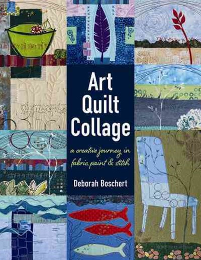 Art Quilt Collage