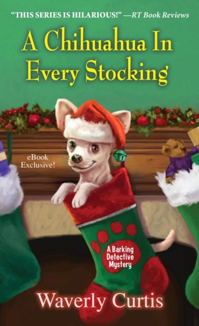 Chihuahua in Every Stocking