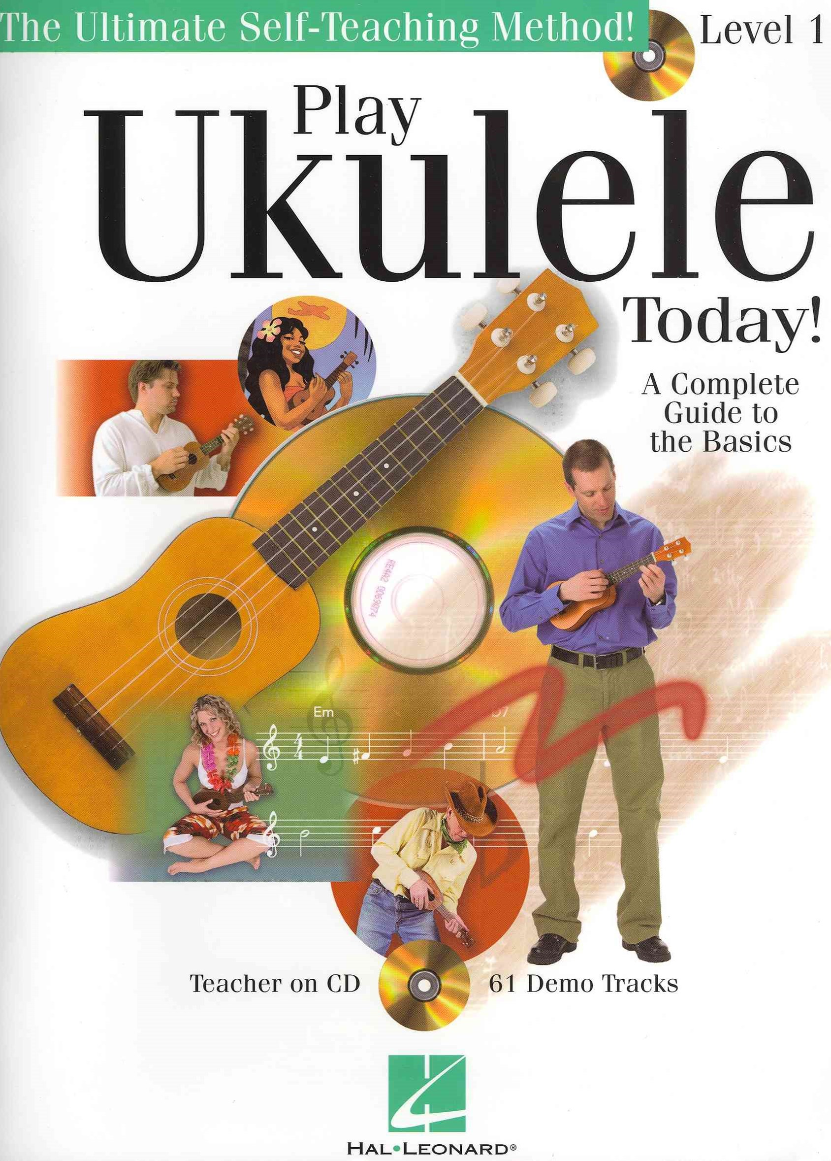 Play Ukulele Today! Beginner's Pack