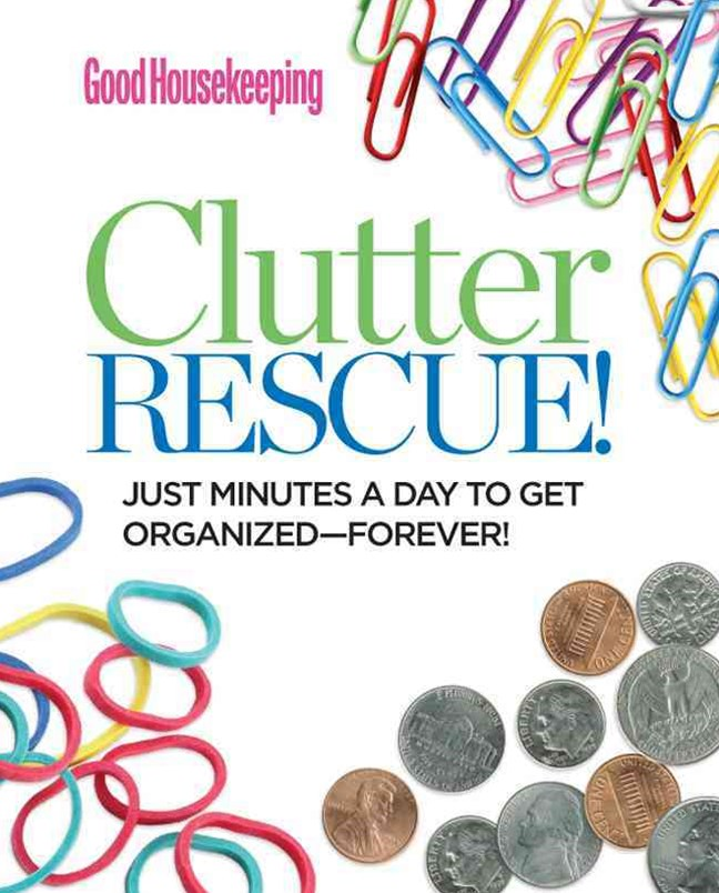 Good Housekeeping Clutter Rescue!