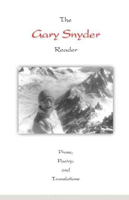 The Gary Snyder Reader