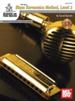 Blues Harmonica Method, Level 2 eBook