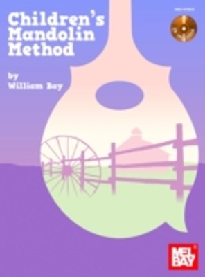 (ebook) Children's Mandolin Method
