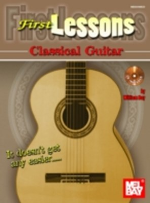 (ebook) First Lessons Classical Guitar