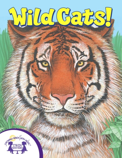 (ebook) Know-It-Alls! Wild Cats