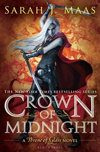 Crown of Midnight by Sarah J. Maas (9781619630628) - HardCover - Children's Fiction