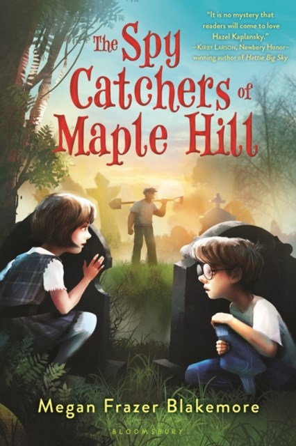 (ebook) Spy Catchers of Maple Hill