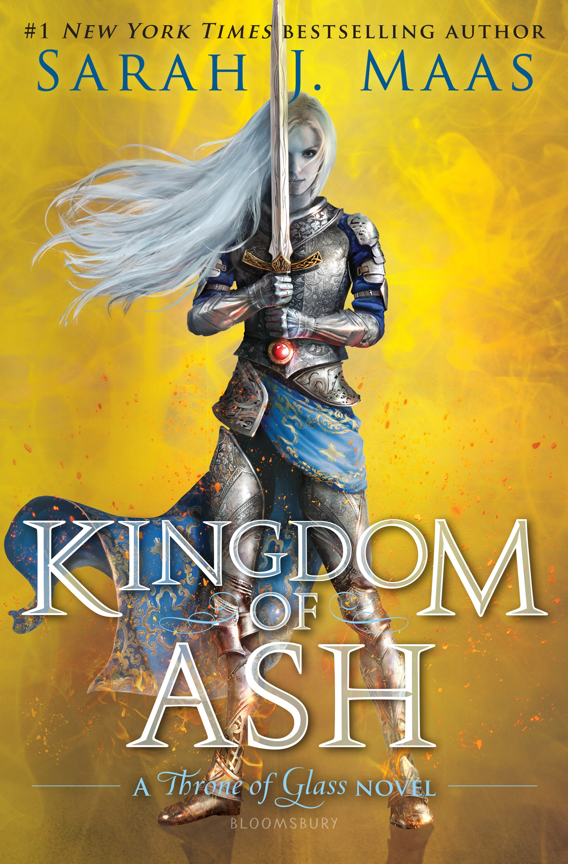Kindgom of Ash Throne of Glass 6