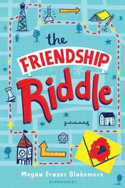 (ebook) Friendship Riddle