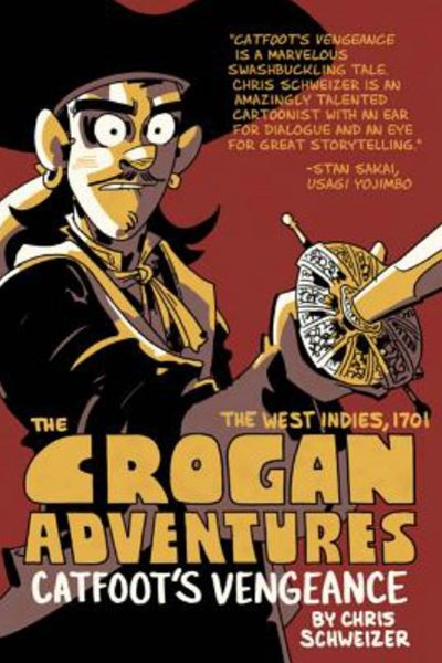 The Crogan Adventures: Catfoot's Vengeance