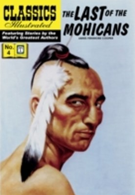 Last of the Mohicans (with panel zoom)    - Classics Illustrated