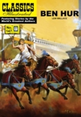 (ebook) Ben Hur (with panel zoom)    - Classics Illustrated