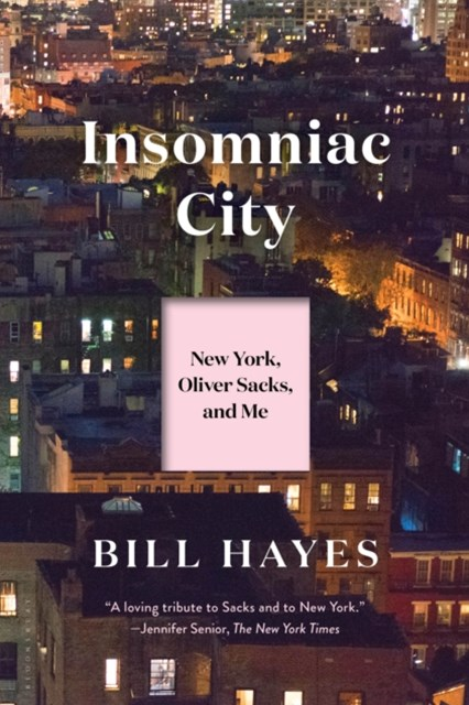 (ebook) Insomniac City