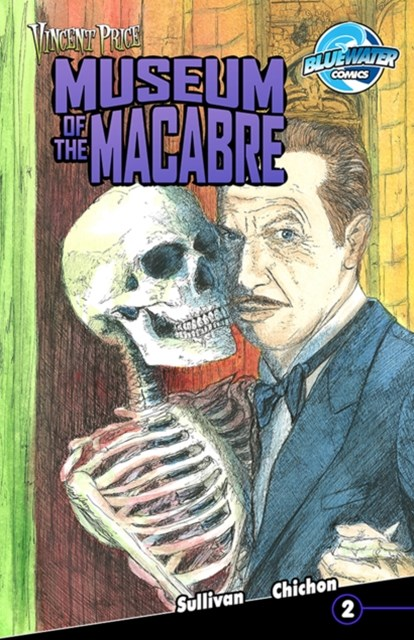(ebook) Vincent Price: Museum of the Macabre