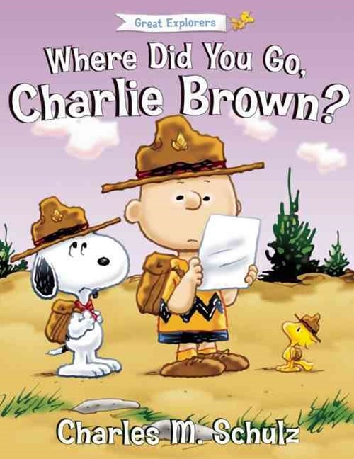 Where Are You Going, Charlie Brown?