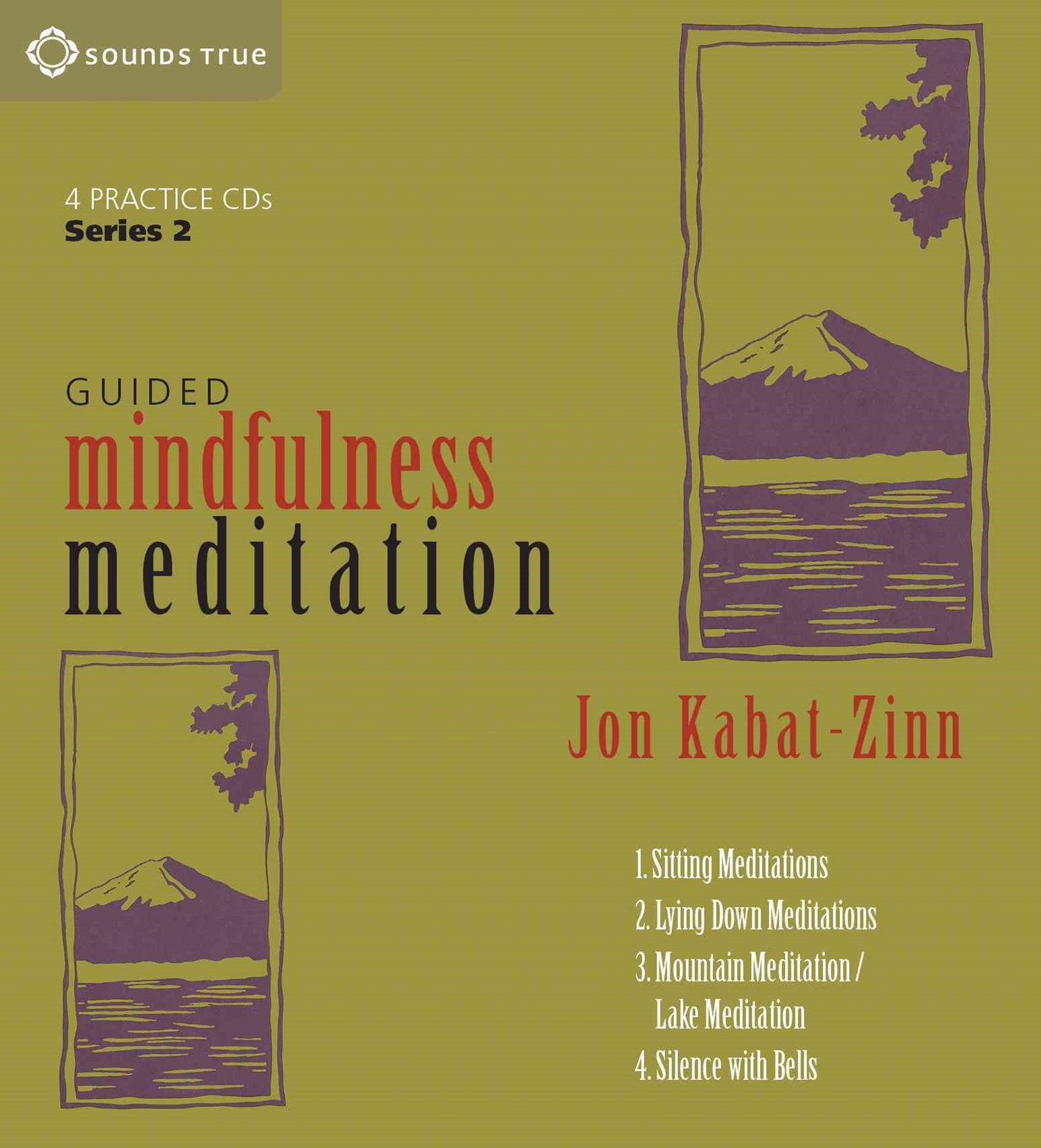 Guided Mindfulness Meditation Series 2