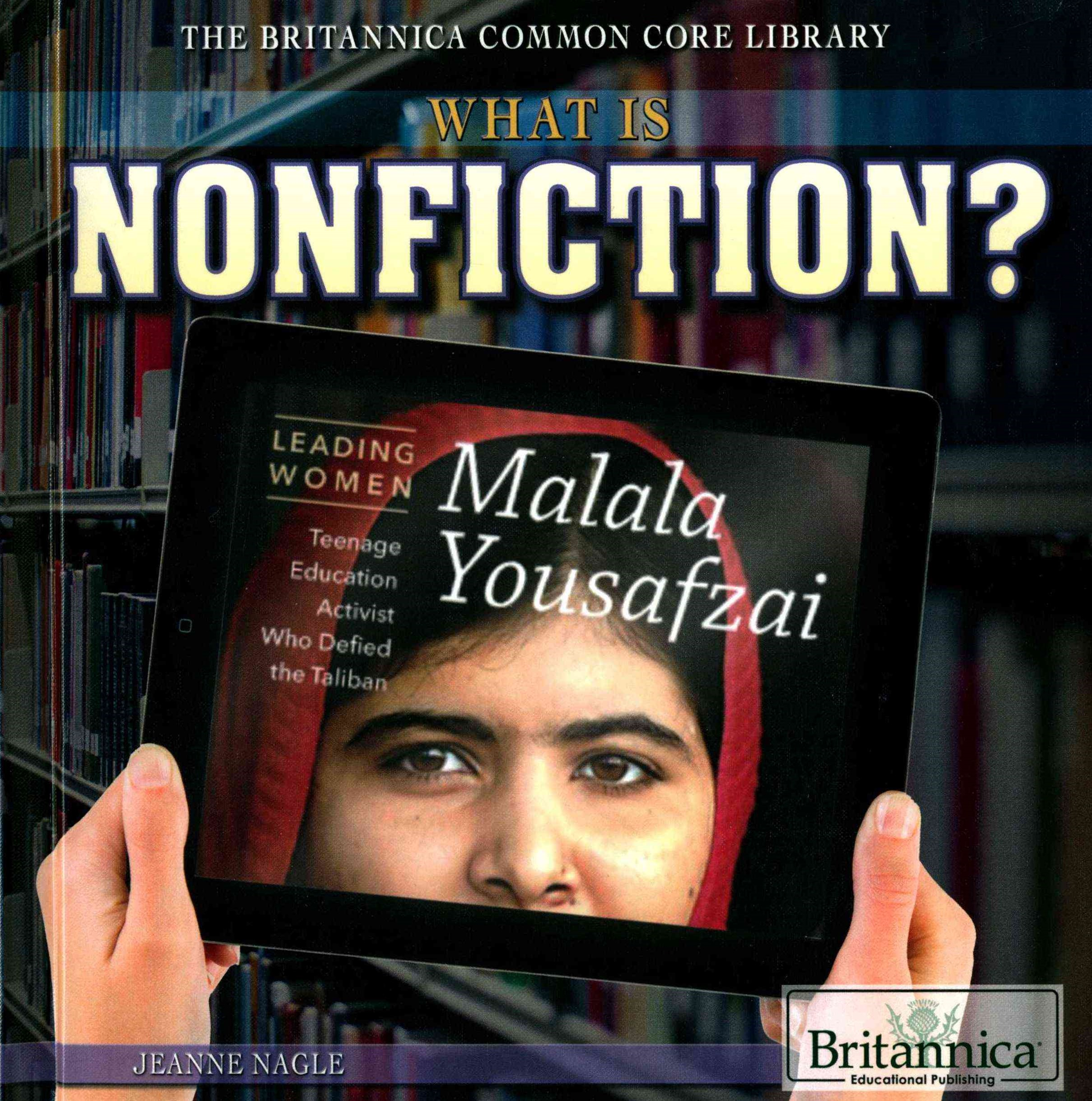 What Is Nonfiction?