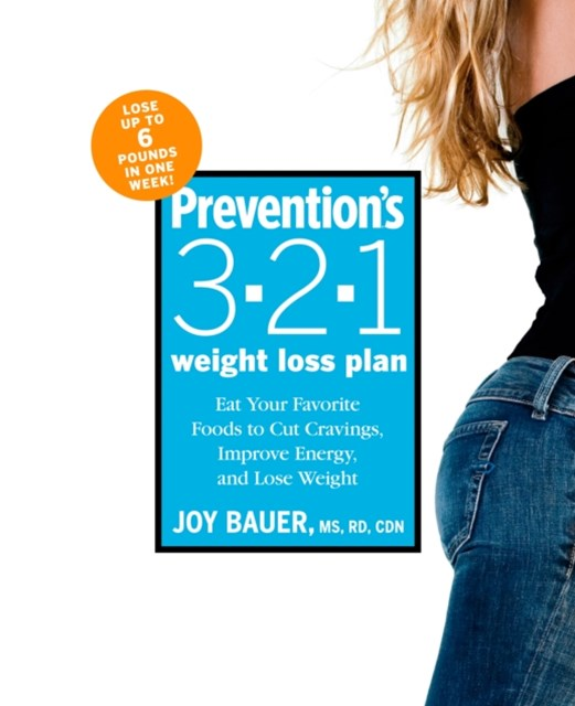 Prevention's 3-2-1 Weight Loss Plan