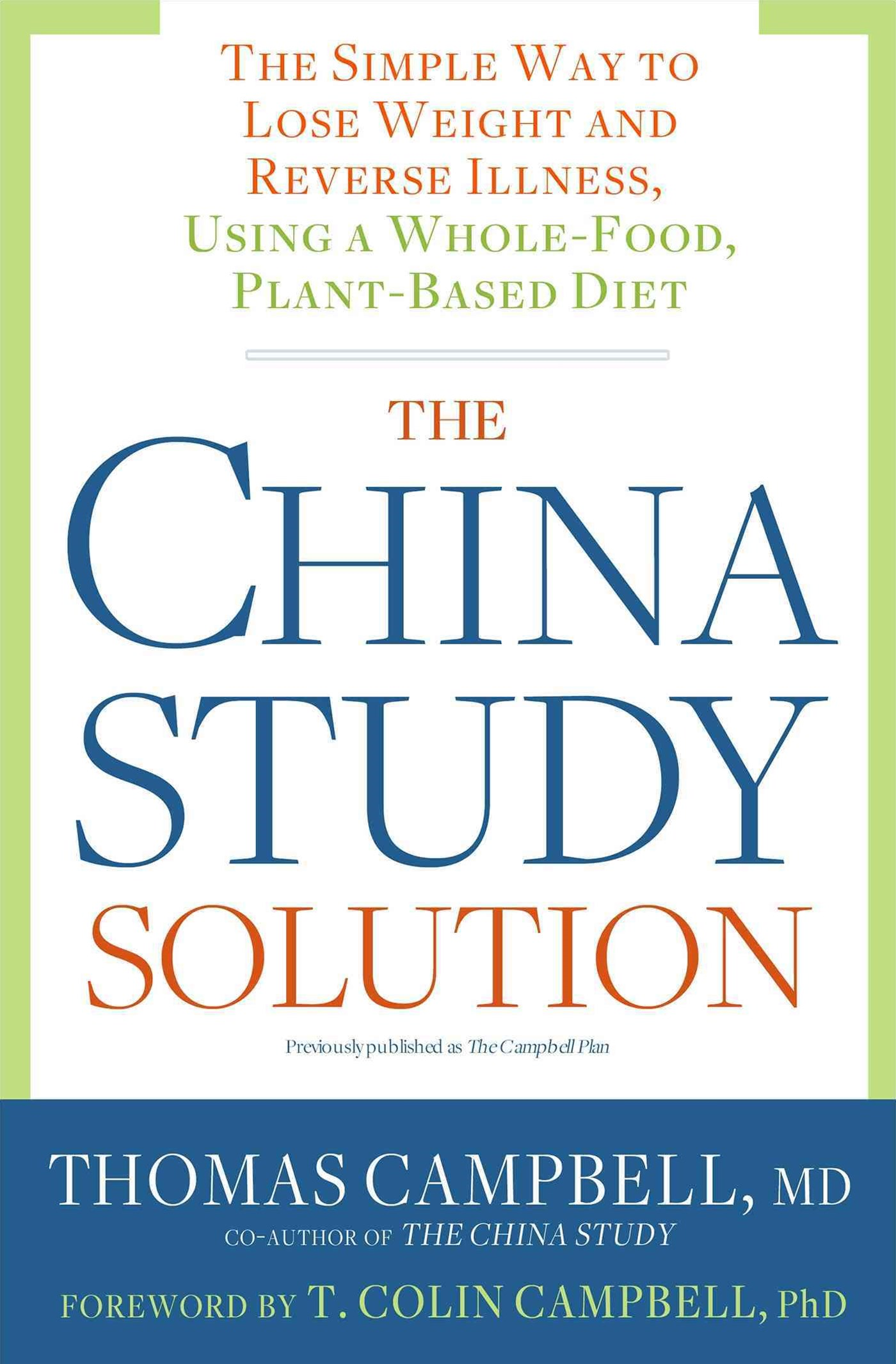 China Study Solution