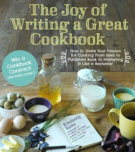 The Joy of Writing a Great Cookbook by Kim Yorio, Jamie Oliver (9781624140600) - PaperBack - Reference