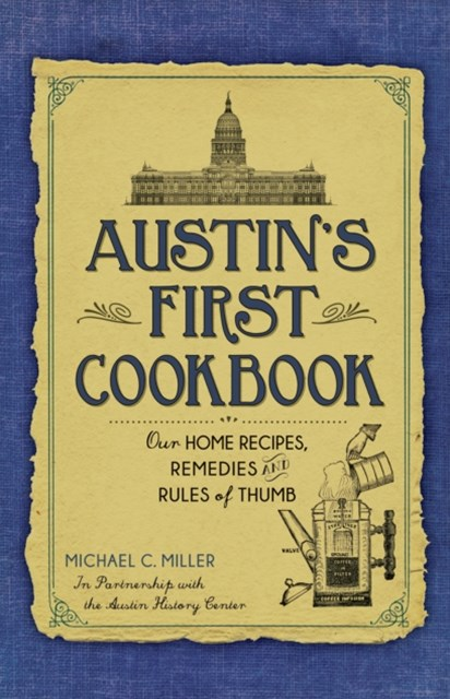 Austin's First Cookbook