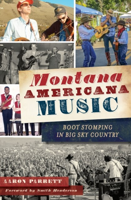 (ebook) Montana Americana Music