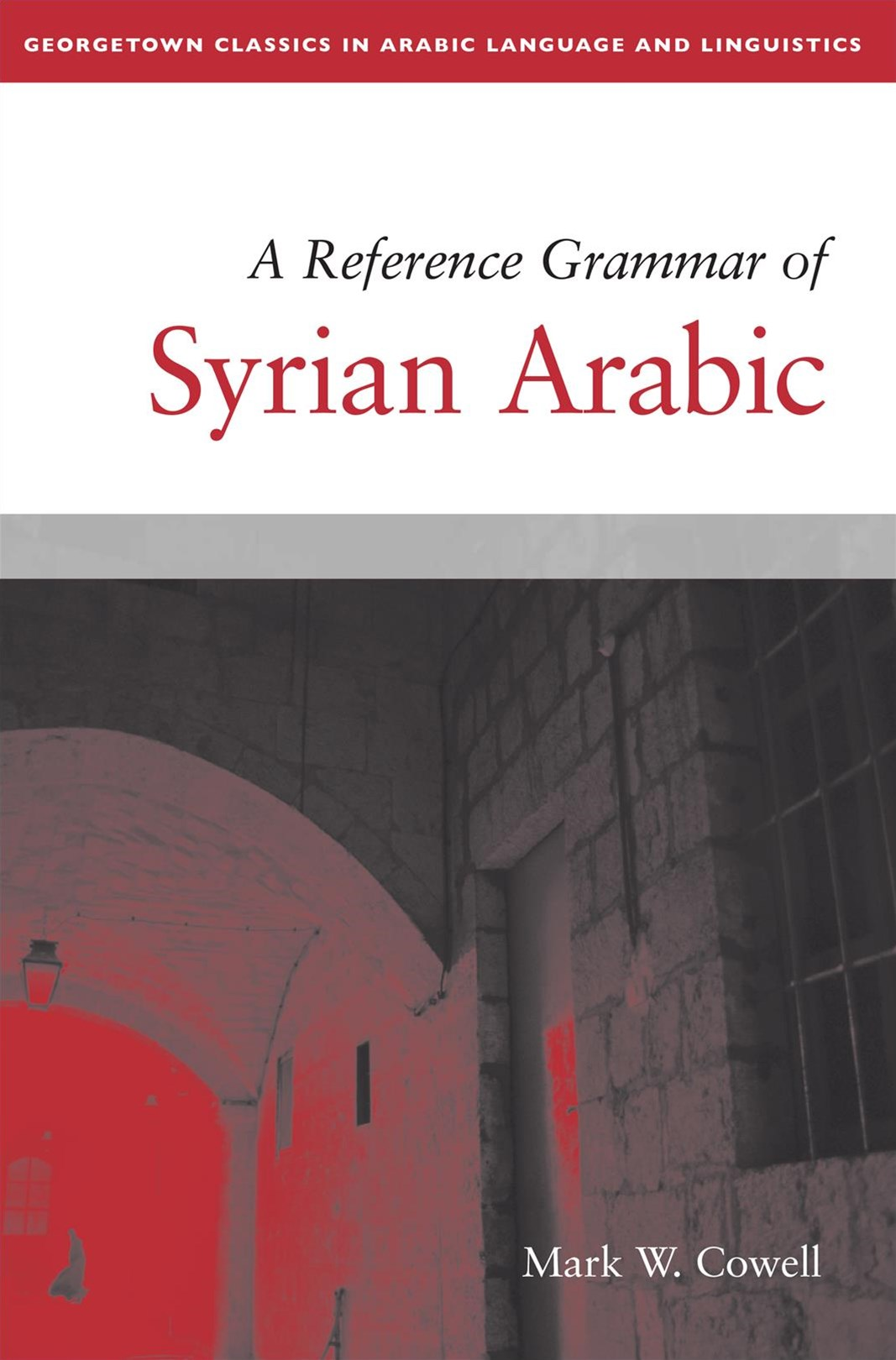 A Reference Grammar of Syrian Arabic