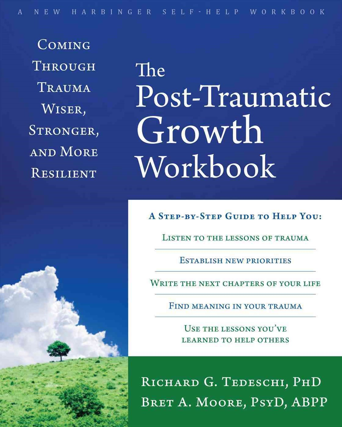 Post-Traumatic Growth Workbook