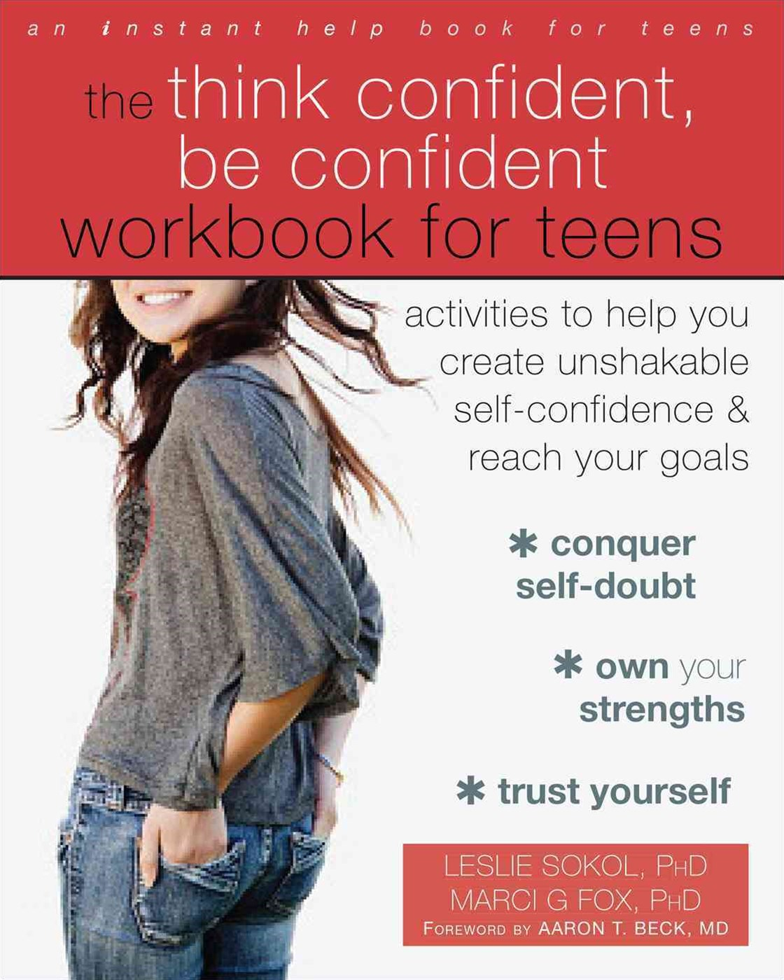 Think Confident, Be Confident Workbook for Teens