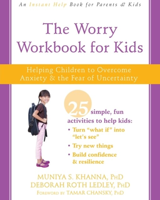 Worry Workbook for Kids
