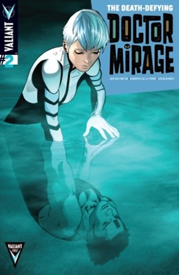 Death-Defying Dr Mirage Issue 2
