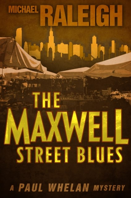 (ebook) Maxwell Street Blues