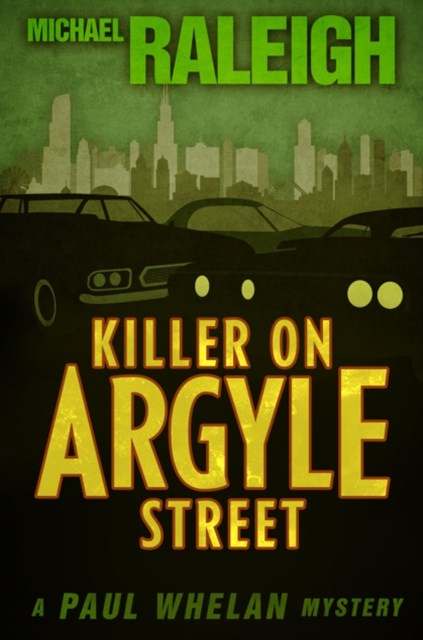 (ebook) Killer on Argyle Street