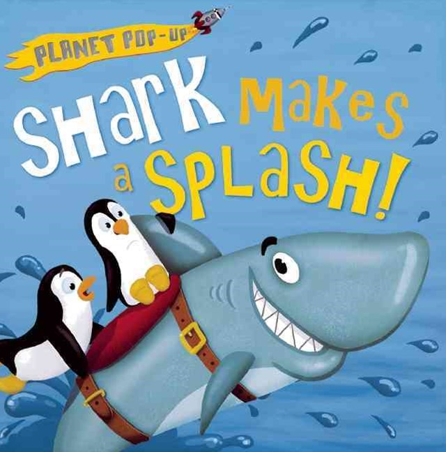 Planet Pop-Up: Shark Makes a Splash!
