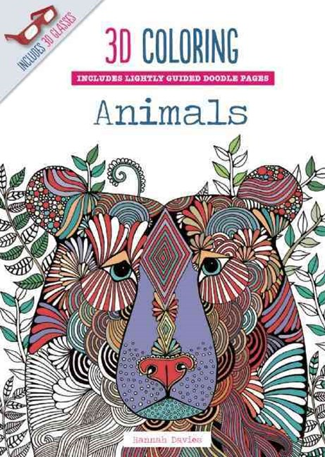 3D Coloring - Animals